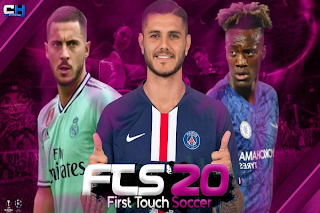 FTS 2020 V5 UPDATE TRANSFER 2019/20
