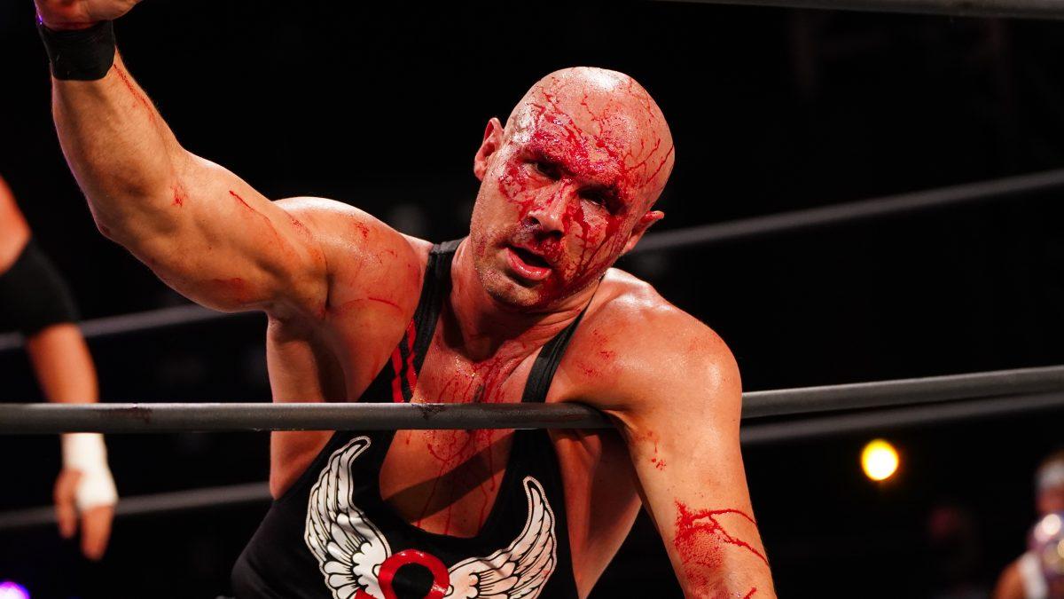 Christopher Daniels foi cogitado pela WWE