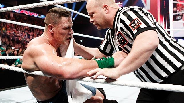 John Cena Locker Room Leader