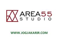 Lowongan Kerja Bantul Graphic Designer, 3D Animator, 3D Model di Area 55 Studio