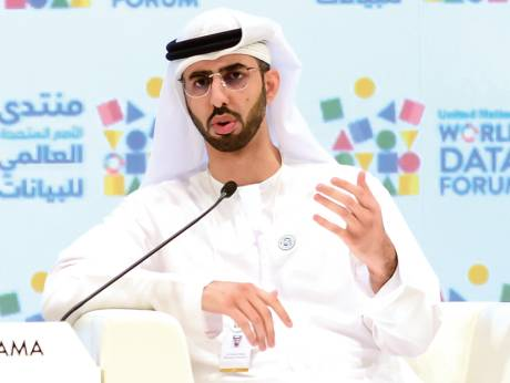 UAE minister calls for responsible use of tech, data