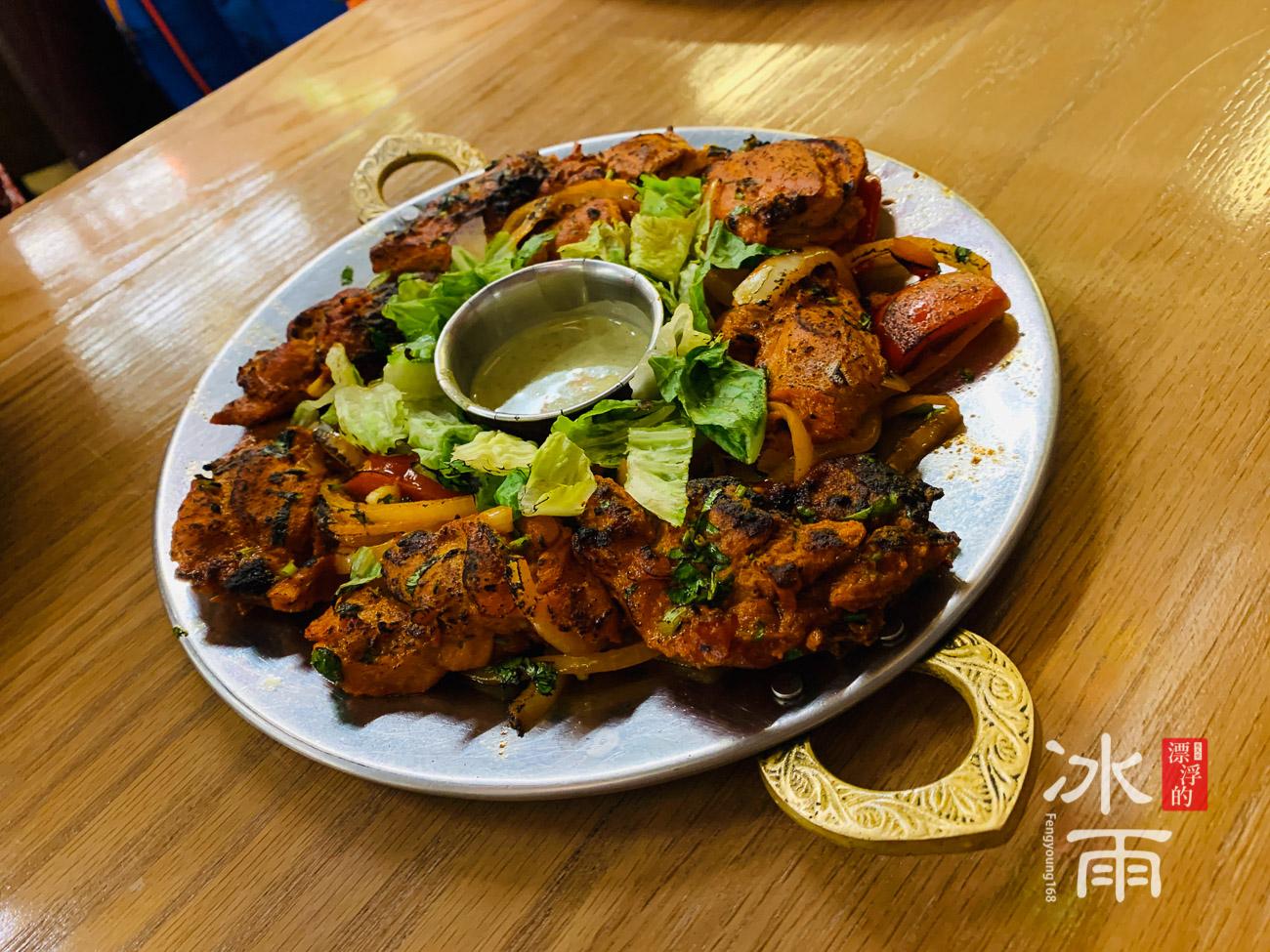 印渡風情|印度料理餐廳|香料雞肉