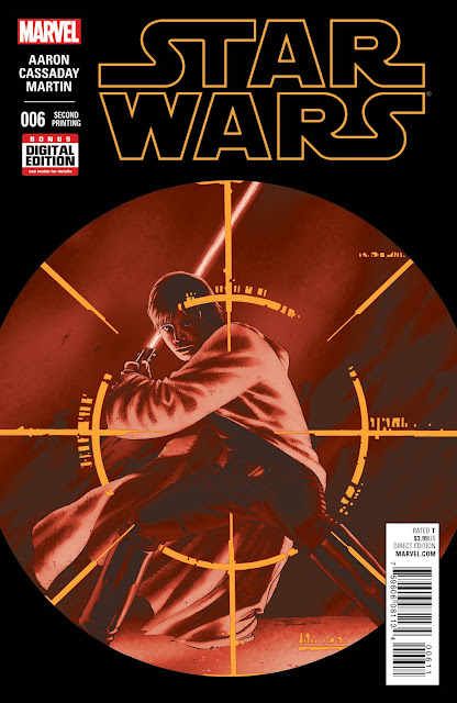 star wars #6 variant cover