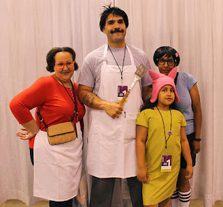 Bob's Burgers Costume :: 101 MORE Halloween Costumes for Women