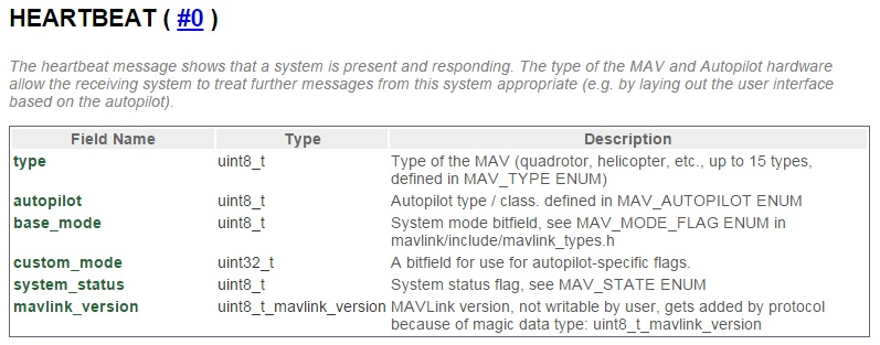 Mavlink Gateway: Checking MAVLink Arm/Disarm Status