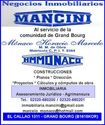 "Tenemos lo que buscas, te asesoramos, visitanos. Inmobiliaria ""MANCINI"". Mancini%2BInmobiliaria"