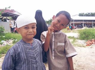 Anak Kuttab Al Fatih: Ini Buah Dari Allah Untuk Ustadz