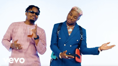 """Danny S comes through with his much anticipated official music video for his hot street banger single titled """"Waka Jeje"""", which features king baddo Olamide."""