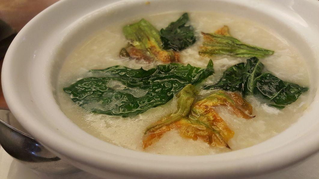 Dekada, Historic Filipino Cuisine's Loaisa or Suam na Mais