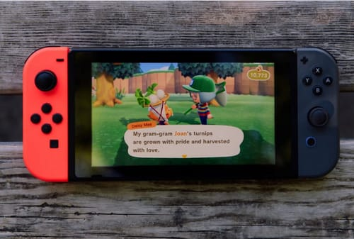 Nintendo Switch will release a larger OLED display this year