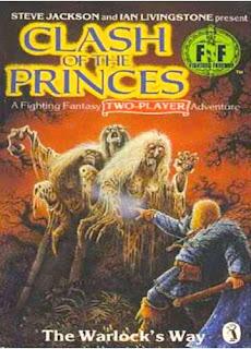 Clash of Princes - The Warlock's Way