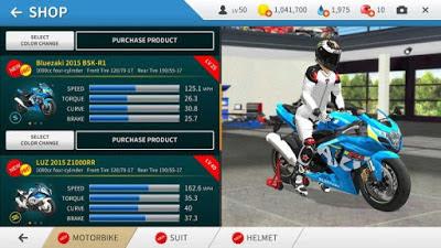 Real Moto Mod Apk Data