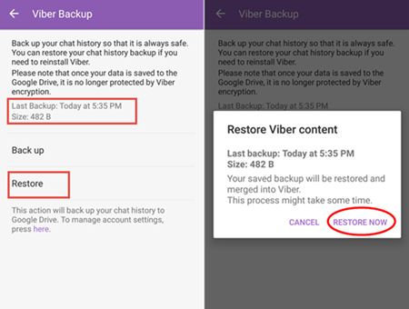 Android Data Recovery for Mac: How to Restore Deleted Viber