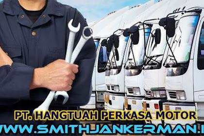 Lowongan PT. Hangtuah Perkasa Motor Pekanbaru April 2018