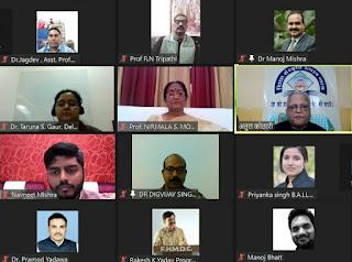 नई शिक्षा नीति से विश्व गुरु बनेगा भारत : कोठारी | #NayaSaberaNetwork