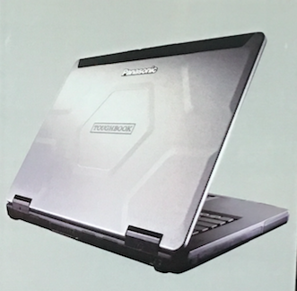 Panasonic India Presents Toughbook CF-54: The Most Stylish Semi-Rugged Handheld PC in its class with a starting price of Rs. 1.2 lakhs
