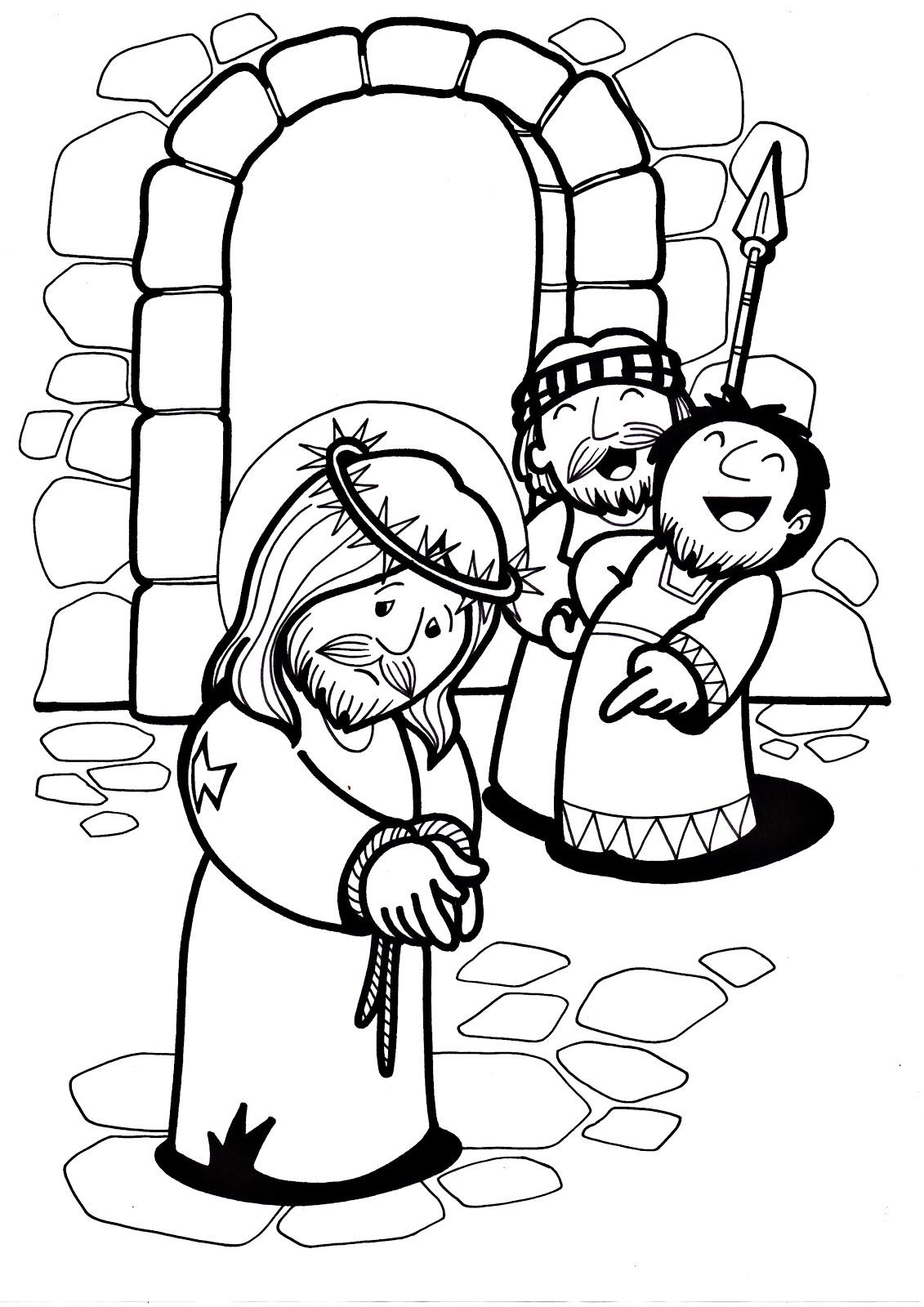 SGBlogosfera. Amigos de Jesús: VIA CRUCIS: CONOCEMOS Y