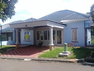 Rp.100 Jt 1/thn Disewakan Rumah Di Cluster Bukit Golf Hijau Sentul City ( CODE 430 )