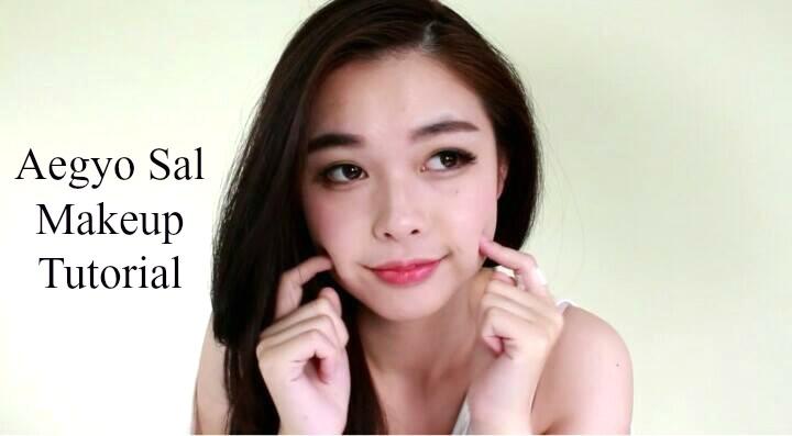 aegyp sal makeup