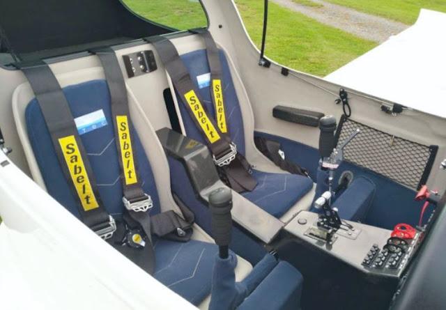 ATEC 322 Faeta interior