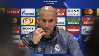 Zidane Jengkel dengan Gossip Transfer Real Madrid