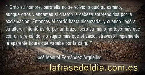 Cuentos de amor, José Manuel Fernández Argüelles