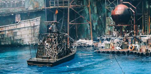 Waterworld Universal Studios Singapore