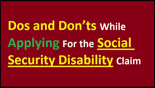 dos-donts-while-applying-for-ss-disability-claim