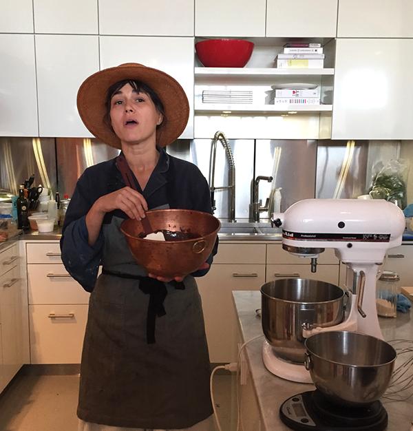 Chef Camille Becerra