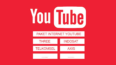 paket internet youtube