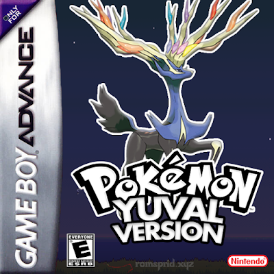 Pokemon Yuval GBA ROM Hack Download