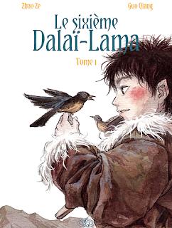 le sixième dalai lama
