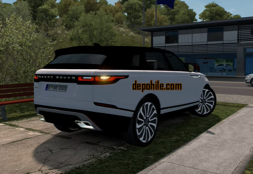 ETS2 1.36 Range Rover Velar Jeep Modu İndir, Tanıtım 2020