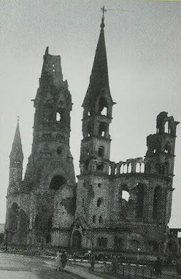 Iglesia conmemorativa en Berlin