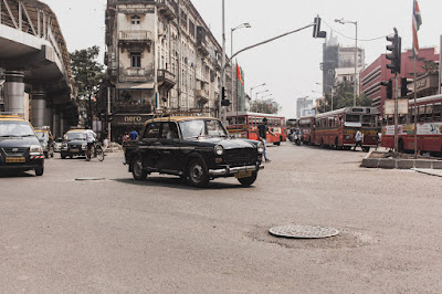India Marlon Krieger Travel Mumbai