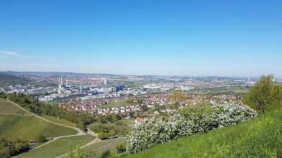 Panorama di Stoccarda