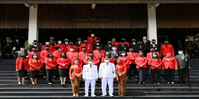 6 Anggota DPRD Solo Positif Covid-19, 3 Di Antaranya Sempat Hadiri Pelantikan Gibran