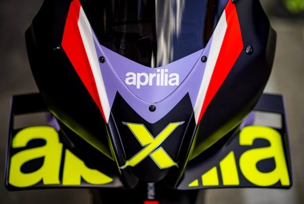 Face Aprilia Tuano V4 X Limited Edition