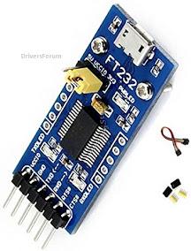 FT232R USB UART Driver Windows 10 64 Bit