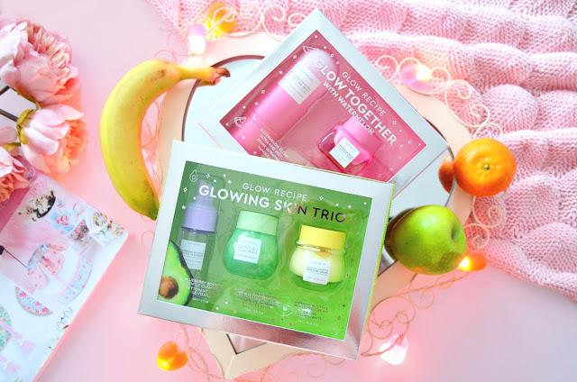 Glow Recipe glow Together With Watermelon glowing skin trio set