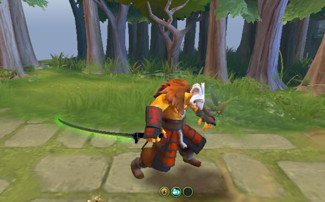 Mod Genji Sword Juggernaut 1
