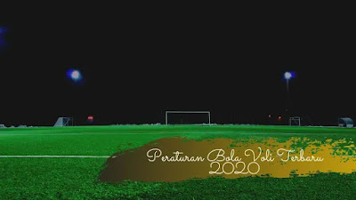 Peraturan Perwasitan Bola Voli Terbaru