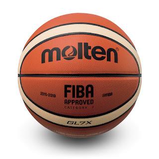 Ukuran Berat keliling dan Harga Bola Basket beserta Gambarnya
