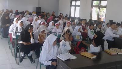 Cetak Generasi Religius, LPTQ Pituruh Adakan MTQ Tingkat Kecamatan