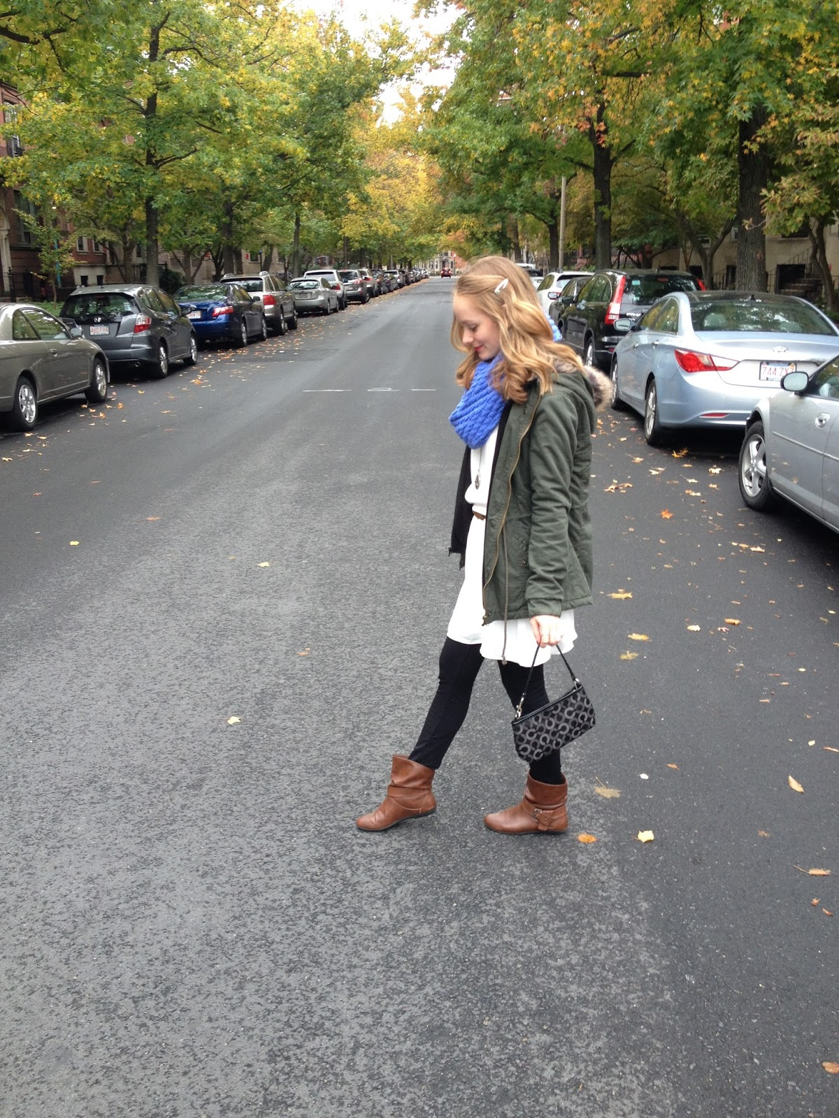 she inside dress review boston