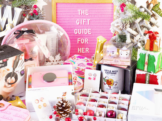 Fun Gift Guide: For Her | Lady Writes