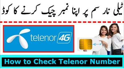 How to Check Telenor Number Complete Information