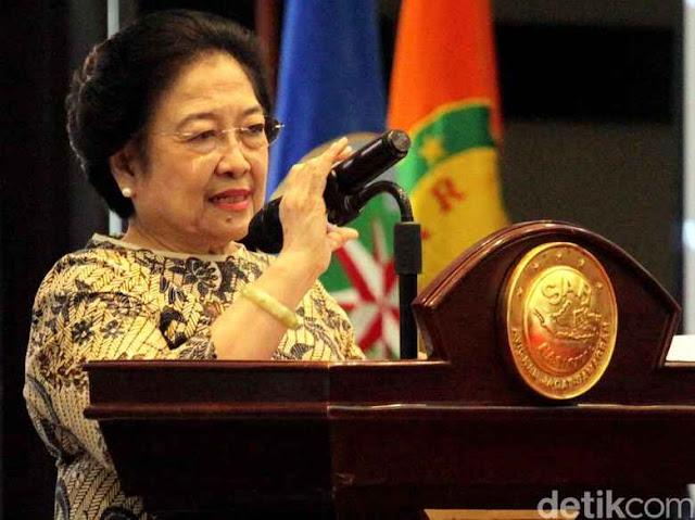 Megawati Dilantik Jokowi Jadi UKP Pancasila, Ditanya Program