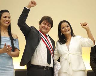Prefeito Leo Cunha criou diárias até pra vir em Imperatriz!!!