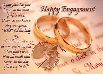 Engagement Wishes